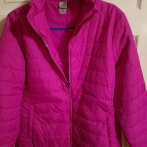 Light weight puffy jacket